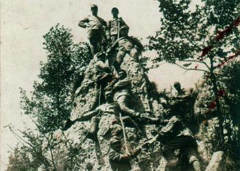 La Grande Guerra dei Belvederiani
